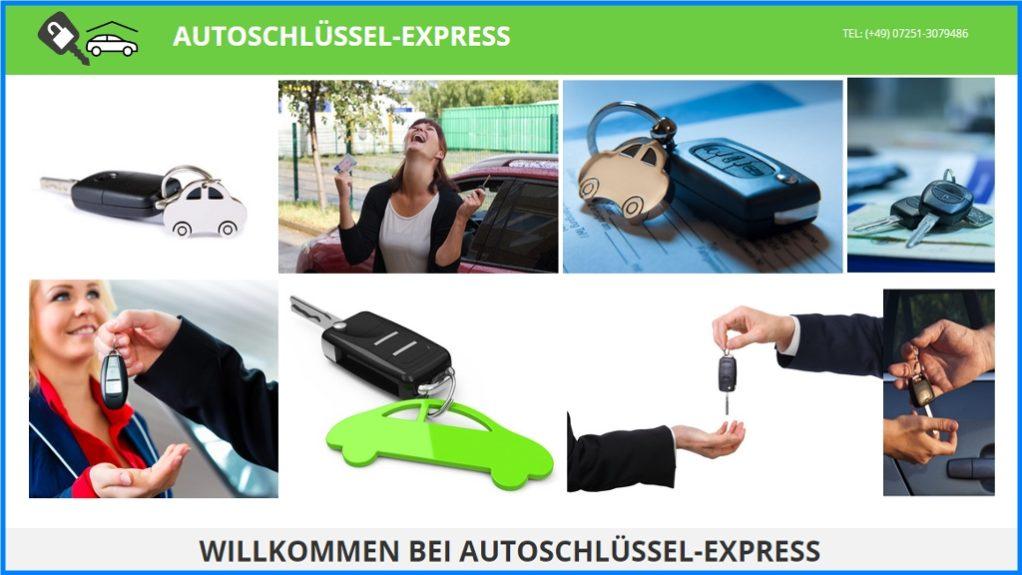 Autoschlüssel-Express